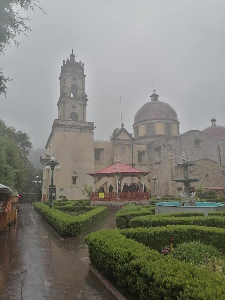 The beautiful images that the weather is leaving in Hidalgo
